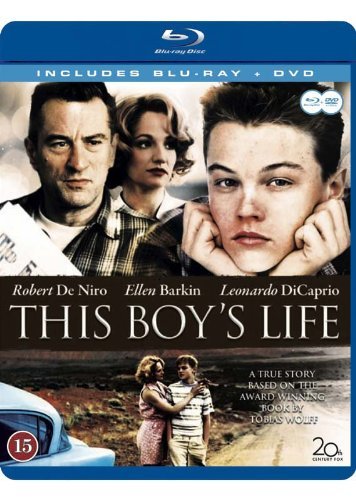 This Boy's Life (Blu-ray/DVD Combo)