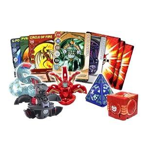 Bakugan Brawler's Game Pack