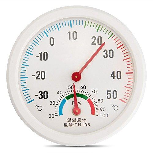 Thermometer Hygrometer Wetterstation f. Schule Büro NEU für Zuhause, Schule, Büro, Gästehaus, Fabrik