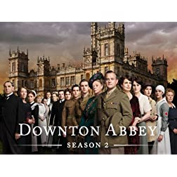 Masterpiece: Downton Abbey Original UK Version Season 2