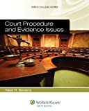 Court Procedure and Evidence Issues (Aspen College Series)