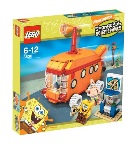 LEGO Spongebob 3830 The Bikini Bottom Express