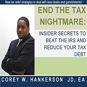 End the Tax Nightmare Audiobook