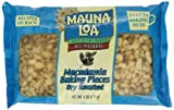 Mauna Loa Macadamia Baking Pieces, Dry Roasted, 6-Ounce Bags (Pack of 4)