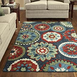 Better Homes and Gardens Bayonne Area Rug Collection \'5X7\'