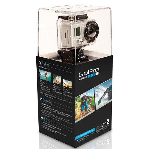 【GoPro NIPPON国内正規品】 GoPro HD HERO2 アウトドアエディション[CHDOH-002]