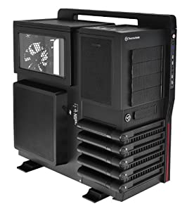 Thermaltake Level 10 GT VN10001W2N No PS Full Tower Case(Black)