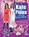 Kate and Pippa Dress-Up Sticker Book