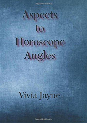 Aspects to Horoscope Angles