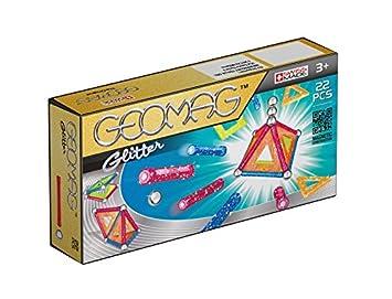 Geomag - GM200 - Jeux de Construction - Glitter - 22 - Pièces