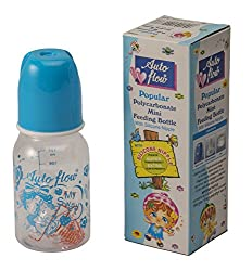 Baby Bottle Polycarbonate Pack of 1 MultiColour - BB11