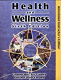 img - for Health and Wellness, Cyberclass Sixth Edition book / textbook / text book