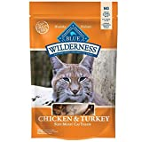 Blue Wilderness Chicken and Turkey Cat Treats