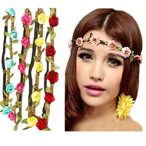8pcs-pack-summer-fashion-womens-flower-headband-bohemia-bridal-headdress-hairband-styling-accessorie