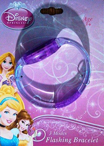 Disney 3 Modes Flashing Bracelet - Disney Princess