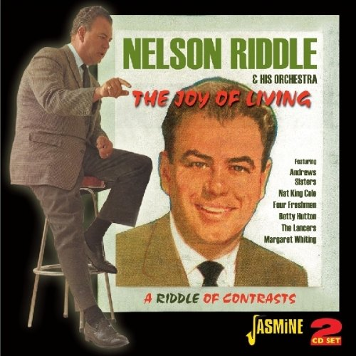 Nelson Riddle - The Joy Of Living (LP Capitol ST 1148) - Zortam Music