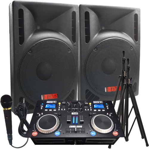 The Ultimate DJ System - 2400