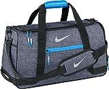 ナイキ NIKE スポーツダッフルバッグ 3 GA0261 ダークオブシディアン/シルバー/フォトブルー 404