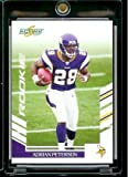 2007 Score # 341 Adrian Peterson - Minnesota Vikings - NFL Football Rookie (RC) Card