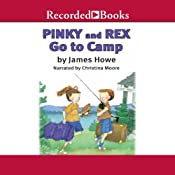 Pinky and Rex Go to Camp | James Howe