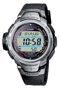 Casio Pro-Trek PRW-500-1VER Wave Ceptor Digital Resin Watch