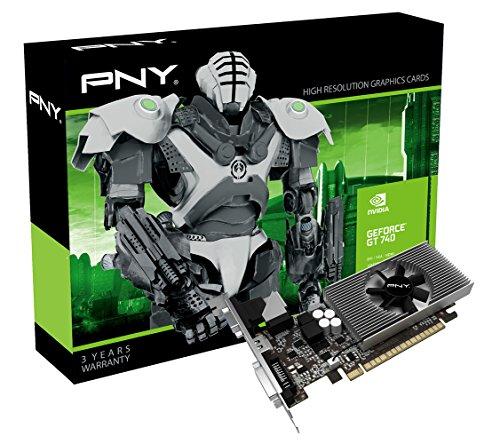 PNY GeForce GT 740 1GB DDR3