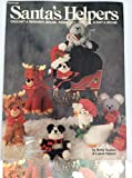 img - for Santa's helpers: Crochet a reindeer, mouse, panda & knit a goose book / textbook / text book