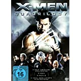 "X-Men Quadrilogy [4 DVDs]von ""Sir Patrick Stewart"""