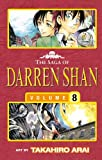Darren Shan Allies of the Night (The Saga of Darren Shan, Book 8)