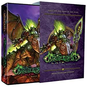 Upper Deck World of Warcraft Magtheridon's Lair - Raid Deck