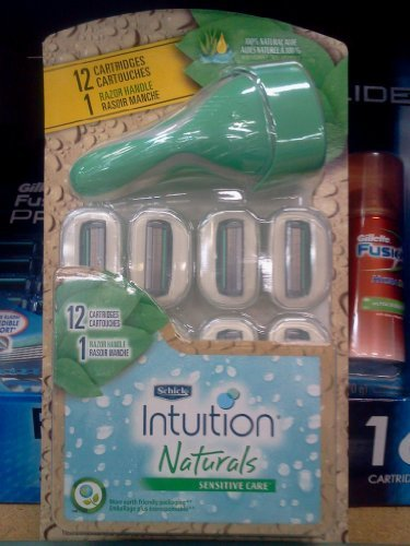 schick-intuition-naturals-sensitive-care-with-aloe-12-cartridges-1-razor-handle-by-schick