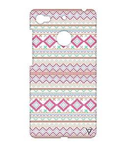 Vogueshell Jaipuri pattern Printed Symmetry PRO Series Hard Back Case for LeEco Le 1s