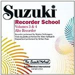 Suzuki Recorder School (Alto Recorder...