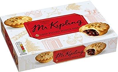 Mr Kipling Mince Pies - 6pk from Mr Kipling