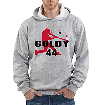 "Paul Goldschmidt Arizona Diamondbacks ""Air Home Run"" Hooded Sweatshirt"