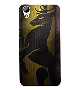 printtech House Baratheon Back Case Cover for HTC Desire 728 dual sim