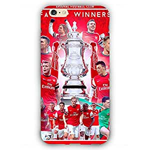 EYP Arsenal Back Cover Case for Apple iPhone 6