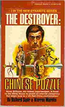 The Destroyer: Chinese Puzzle, Sapir, Richard, and Warren Murphy