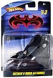 Hot Wheels 1/50 Diecast Series Three - Batman and Robin Batmobile