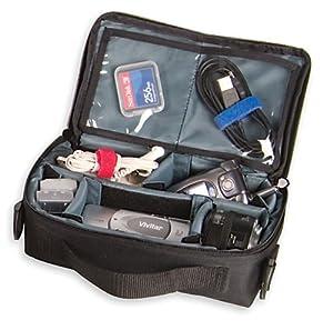 """Optech USA 4901002 Sac Compact 8"""" Noir"""