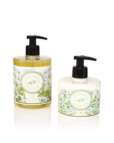 Panier des Sens Firming Sea Fennel Liquid Soap and Hand and Body Lotion, Set of 2