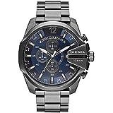 Diesel Herren-Armbanduhr Analog Quarz Edelstahl beschichtet DZ4329