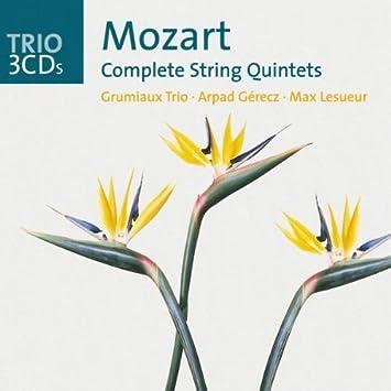 Mozart: discographie des quintettes à cordes 51LISgJcuEL._SY355_