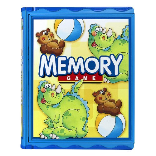 Memory Game Book Series