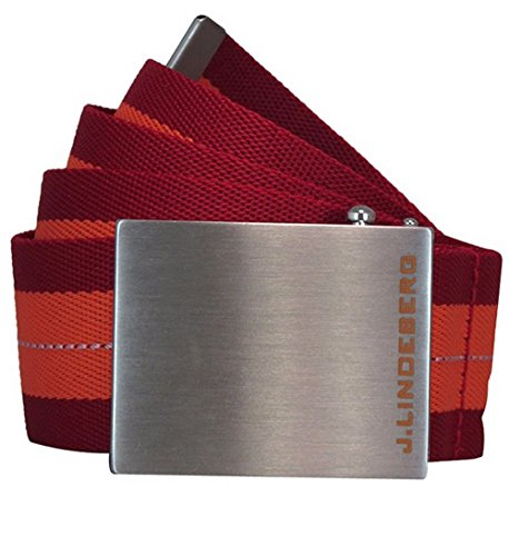 jlindeberg-plainer-striped-webbing-belts-red