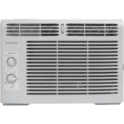 Frigidaire 5,000 BTU 115V Window-Mounted Mini-Snug Air Conditioner w/ Mechanical Controls, FFRA0511Q1