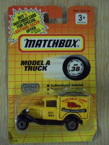Matchbox Model A Truck Matchbox Series #38 Die-Cast Car