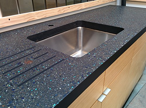 Cheng concrete countertop pro formula mix charcoal for Cheng concrete colors