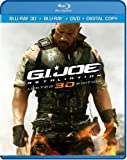 G.I. Joe: Retaliation (Blu-ray 3D / Blu-ray / DVD / Digital Copy +UltraViolet)