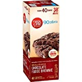 Fiber One Brownies Chocolate Fudge (40 ct.)ES